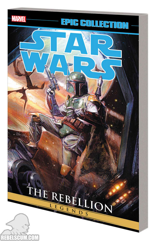 Star Wars Legends Epic Collection: The Rebellion Trade Paperback 3