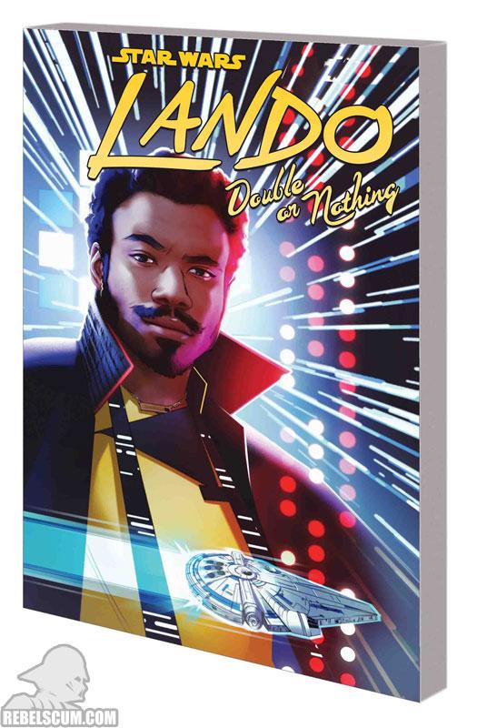 Lando – Double or Nothing Trade Paperback