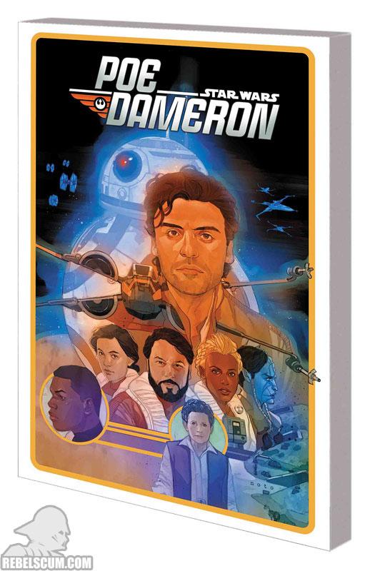 Poe Dameron Trade Paperback #5