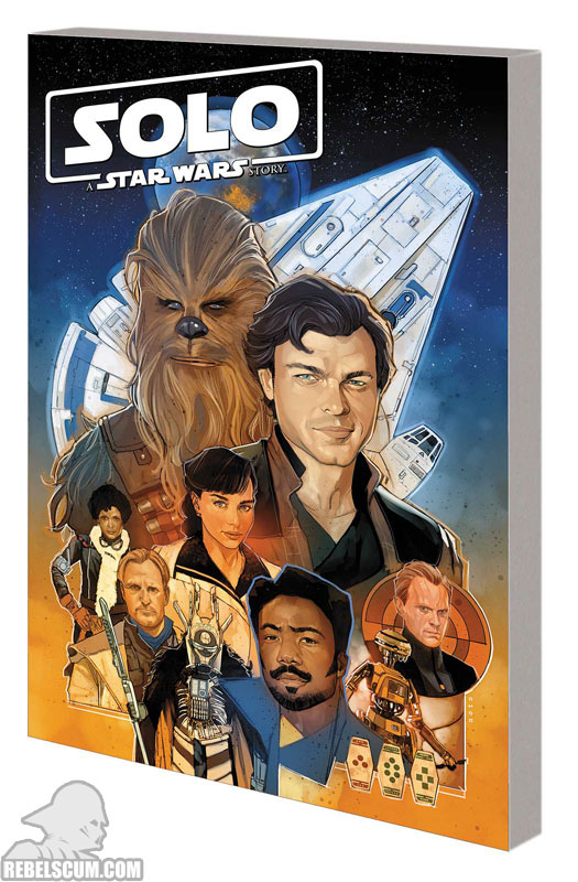Solo: A Star Wars Story Adaptation Trade Paperback