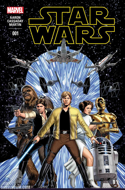 True Believers: Star Wars (2015) 1