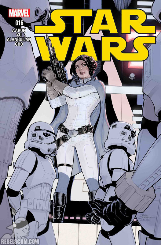True Believers: Star Wars (2015) 16