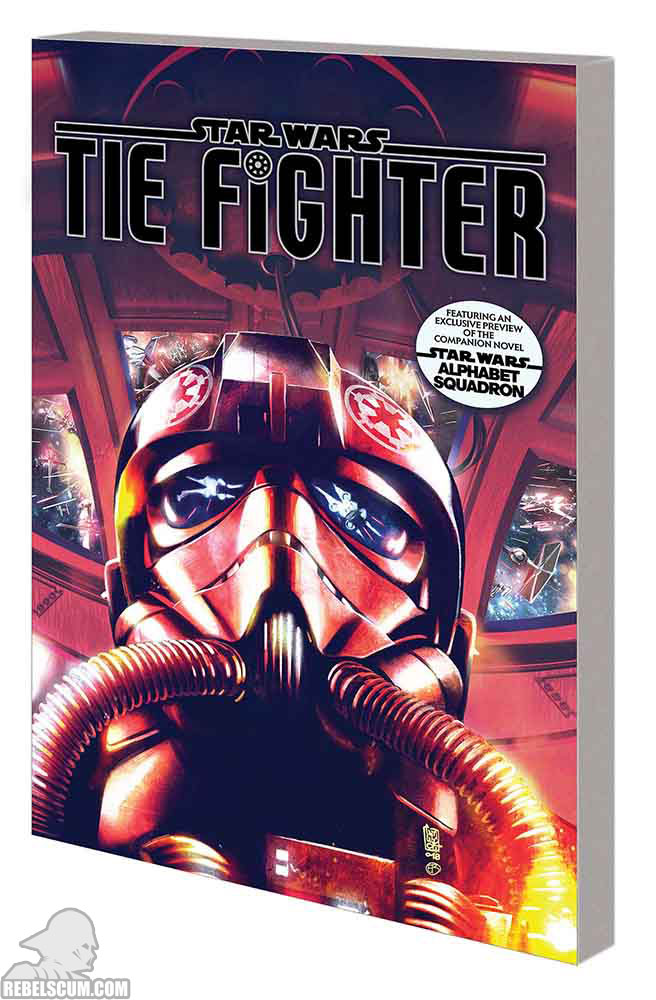 TIE Fighter Trade Paperback