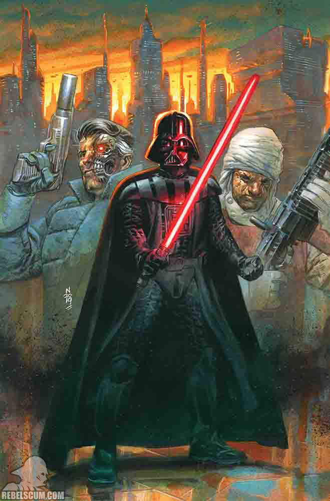 Target Vader 2
