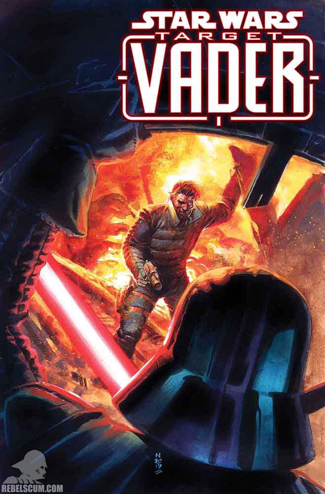 Target Vader 3
