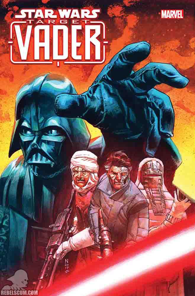 Target Vader 4