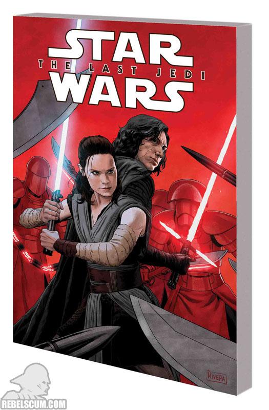 The Last Jedi Trade Paperback