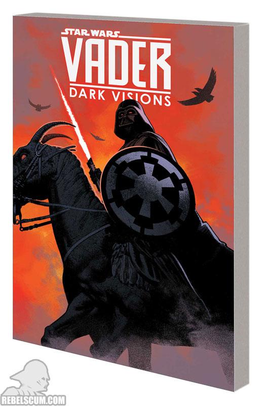 Vader –Dark Visions Trade Paperback