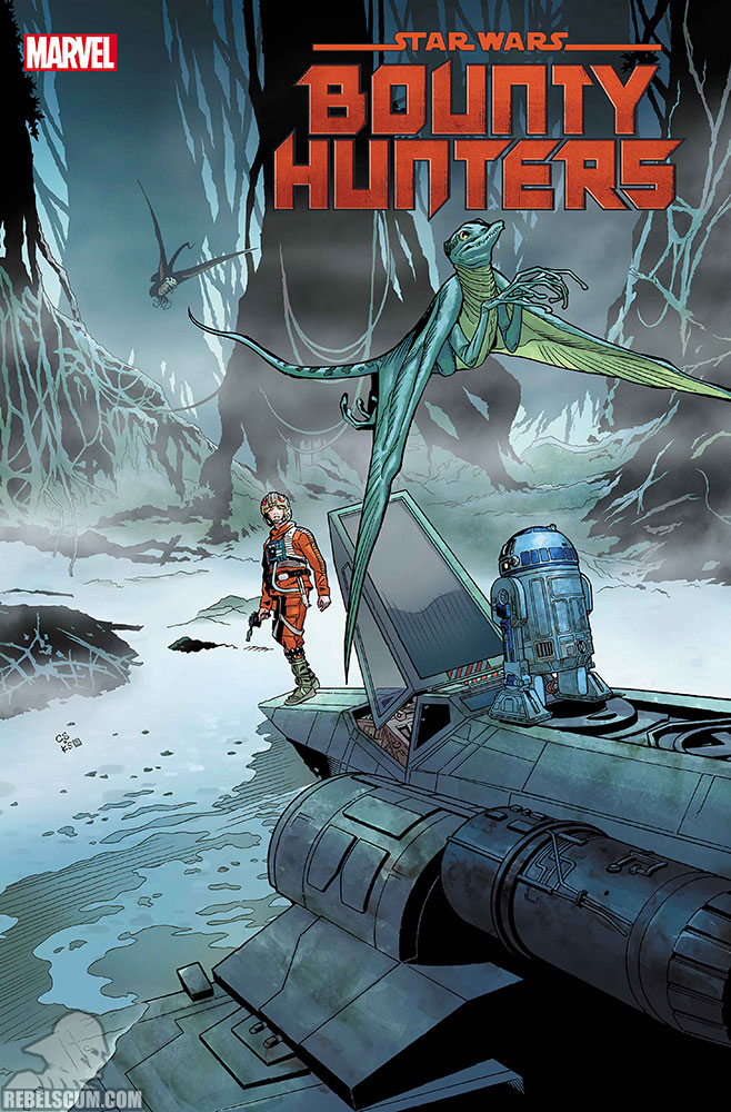 Bounty Hunters 4 (Empire Strikes Back variant)