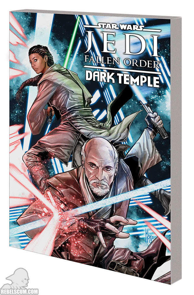 Star Wars Jedi: Fallen Order – Dark Temple Trade Paperback