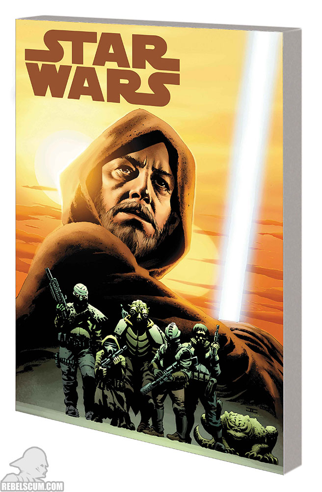 From the Journals of Obi-Wan Kenobi Trade Paperback