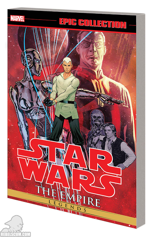 Star Wars Legends Epic Collection: Empire Trade Paperback 6