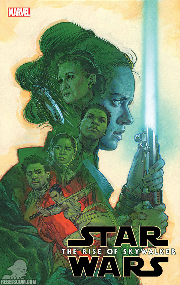 The Rise of Skywalker 1 (Brian Stelfreeze variant)