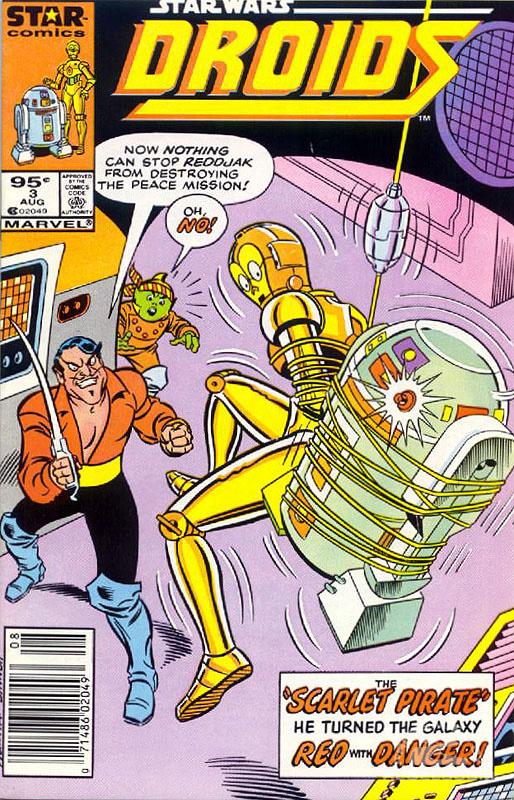 Droids (Marvel) #3