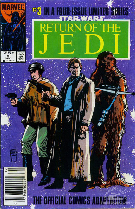 Return of the Jedi 3 (Canadian 75¢ variant)