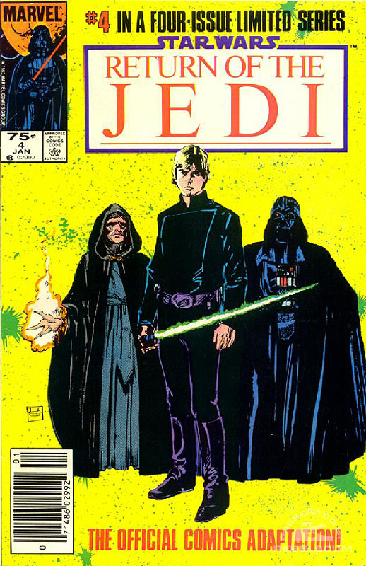 Return of the Jedi #4