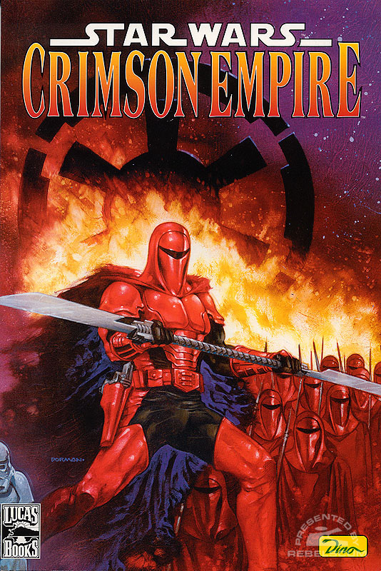 Crimson Empire Trade Paperback (German Edition)