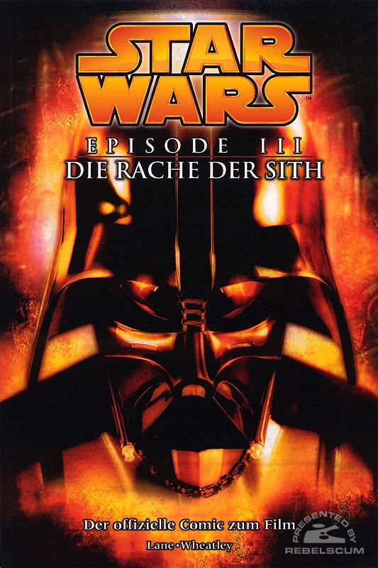 Episode III - Die Rache Der Sith (German Edition)