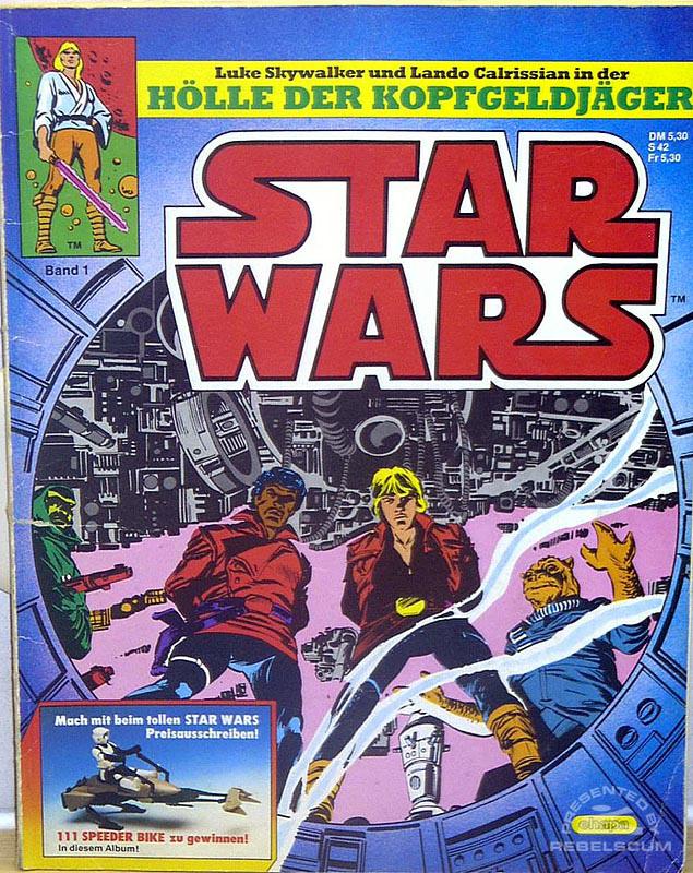 Star Wars #1 (German Edition)