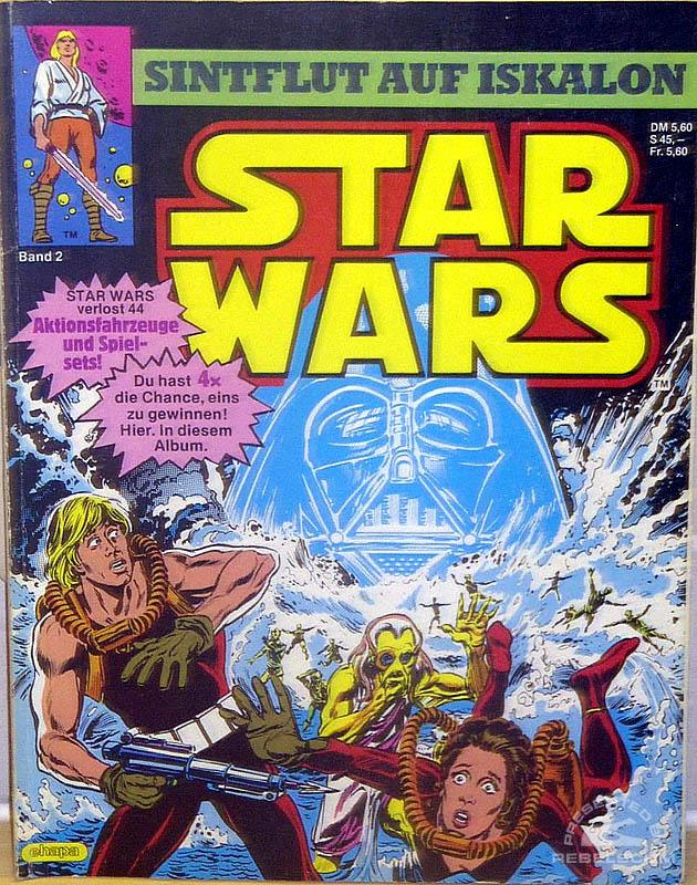Star Wars #2 (German Edition)