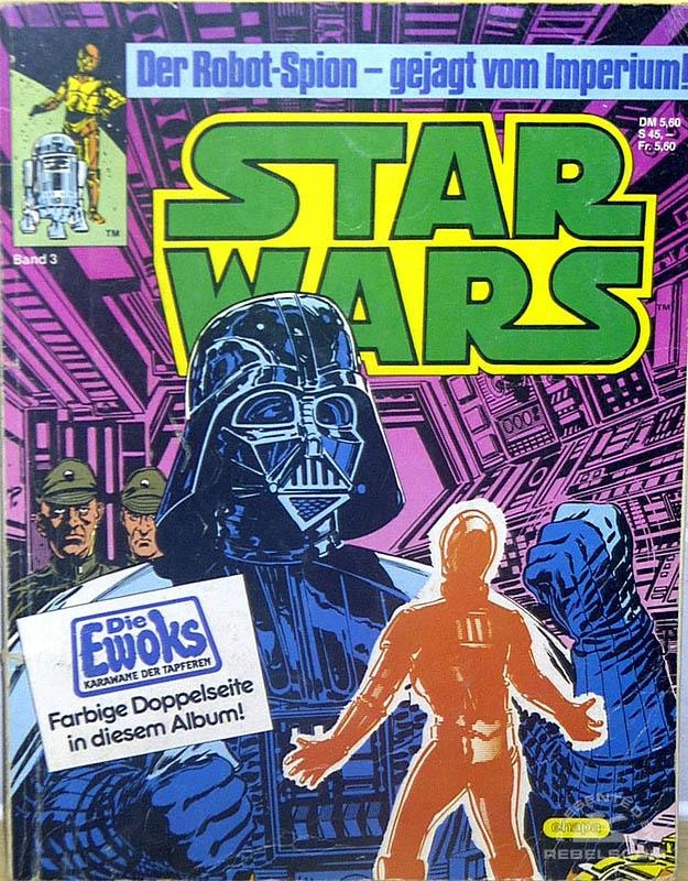 Star Wars #3 (German Edition)