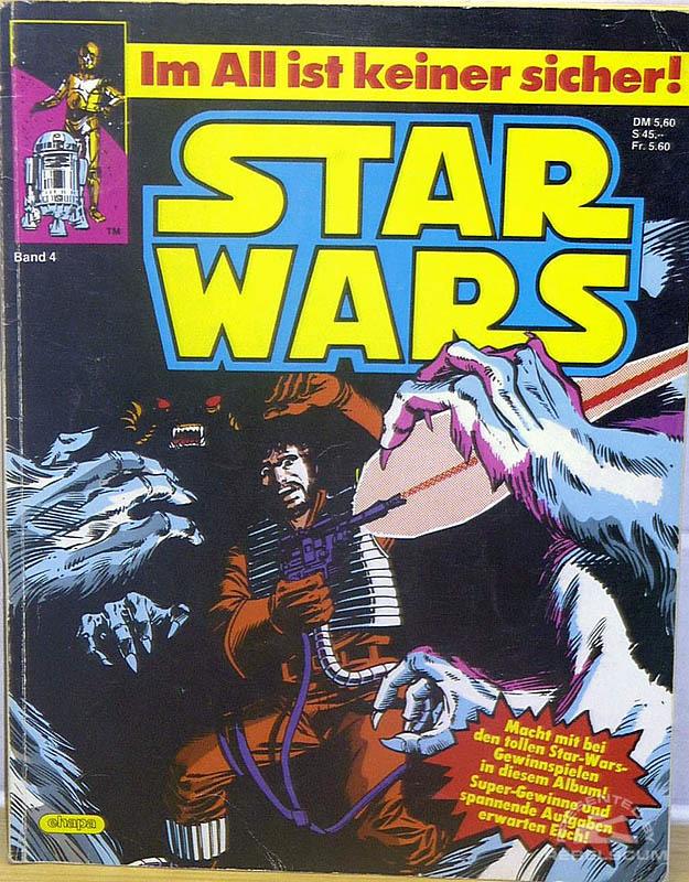 Star Wars #4 (German Edition)
