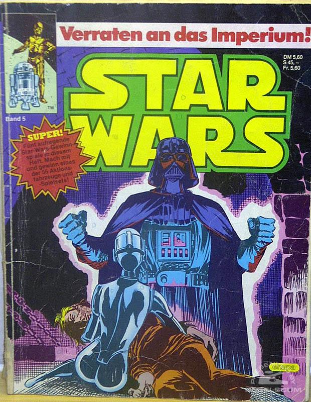 Star Wars #5 (German Edition)