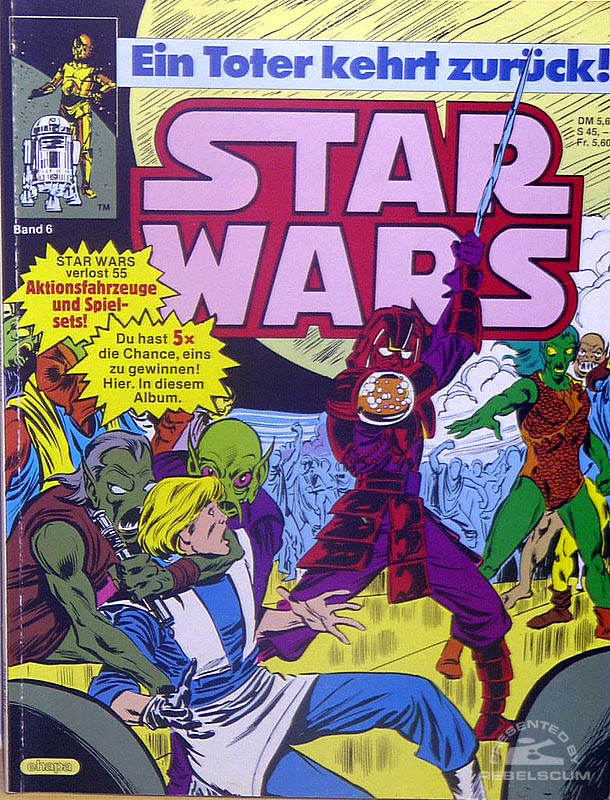 Star Wars #6 (German Edition)