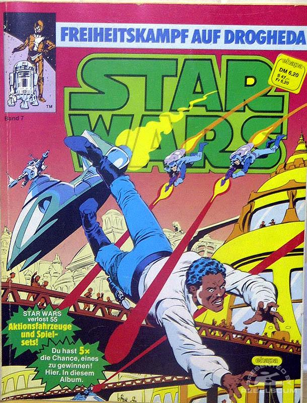 Star Wars #7 (German Edition)
