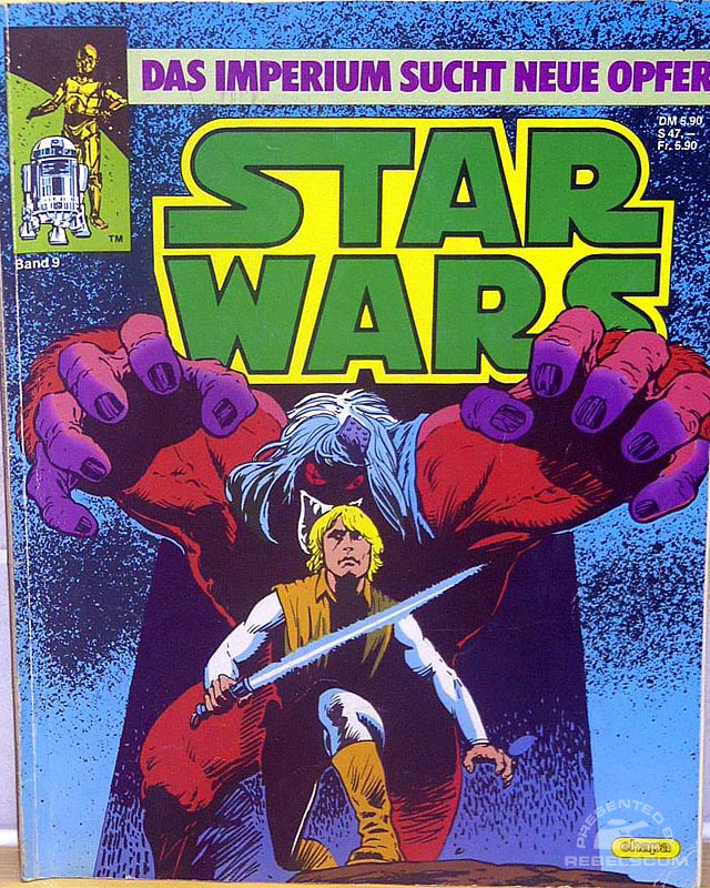 Star Wars #9 (German Edition)