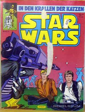 Star Wars #12 (German Edition)