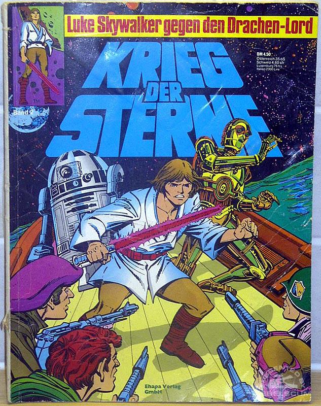 Star Wars: Kried Der Sterne #2 (German Edition)