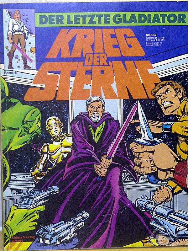 Star Wars: Kried Der Sterne #6 (German Edition)