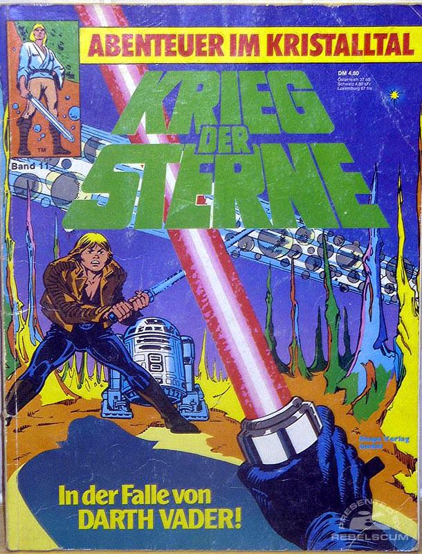 Star Wars: Kried Der Sterne #11 (German Edition)