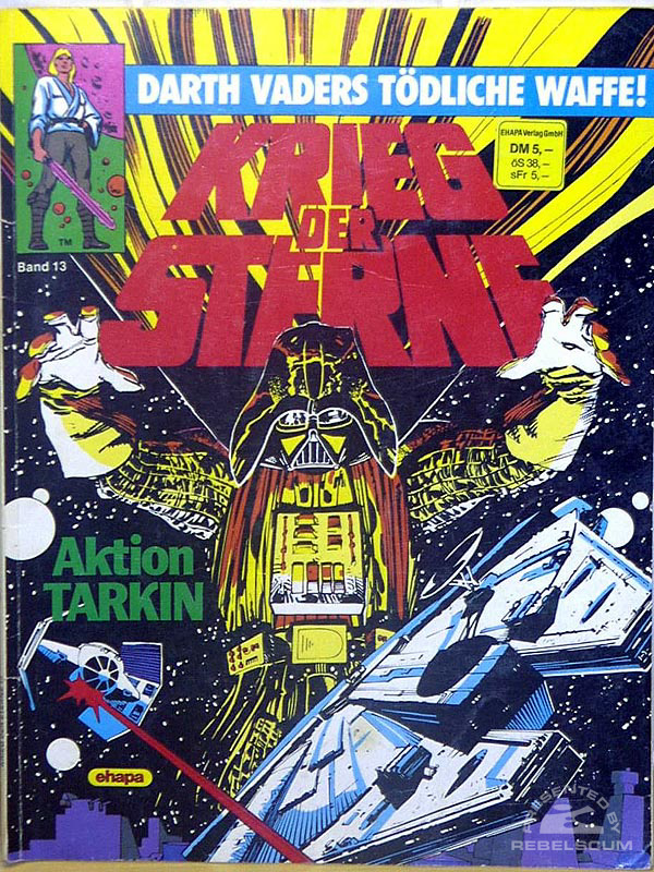 Star Wars: Kried Der Sterne #13 (German Edition)