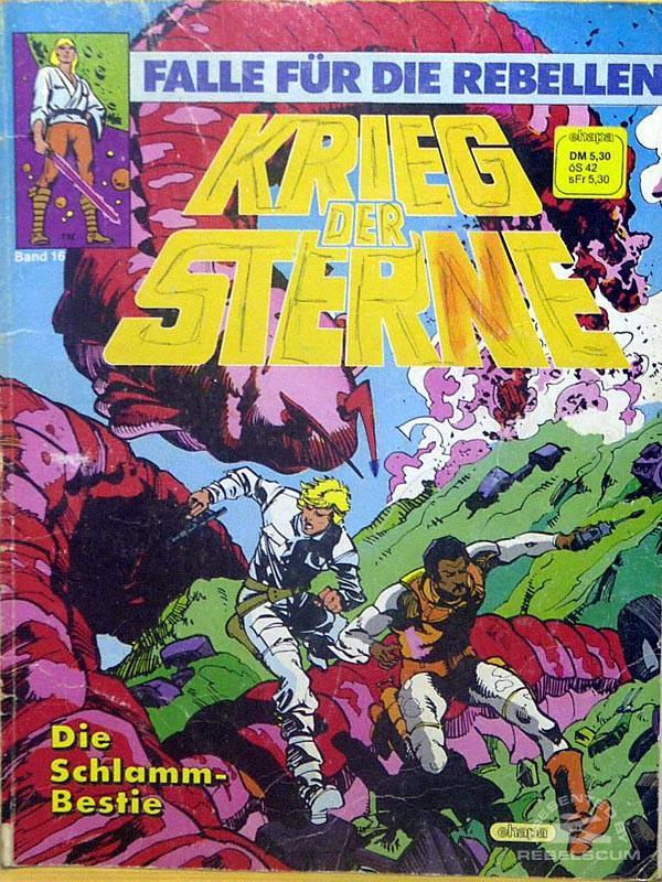 Star Wars: Kried Der Sterne #16 (German Edition)