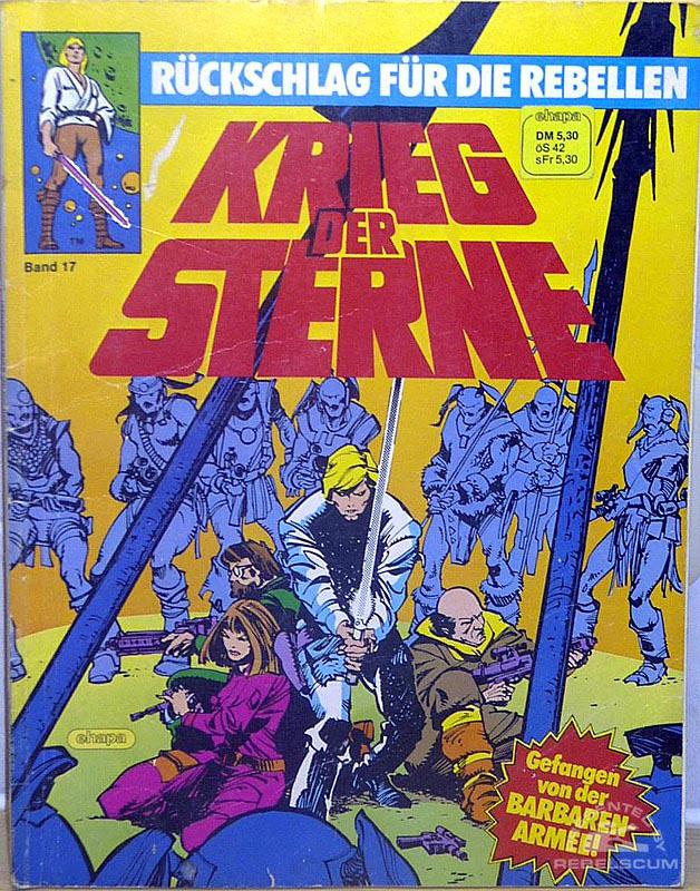 Star Wars: Kried Der Sterne #17 (German Edition)