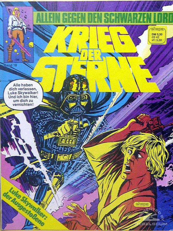 Star Wars: Kried Der Sterne #18 (German Edition)