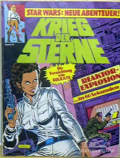 Star Wars: Kried Der Sterne #19 (German Edition)