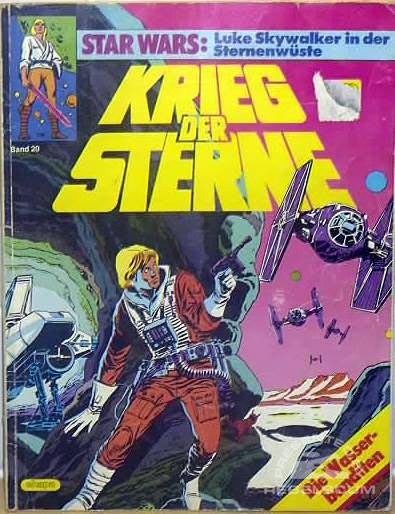 Star Wars: Kried Der Sterne #20 (German Edition)