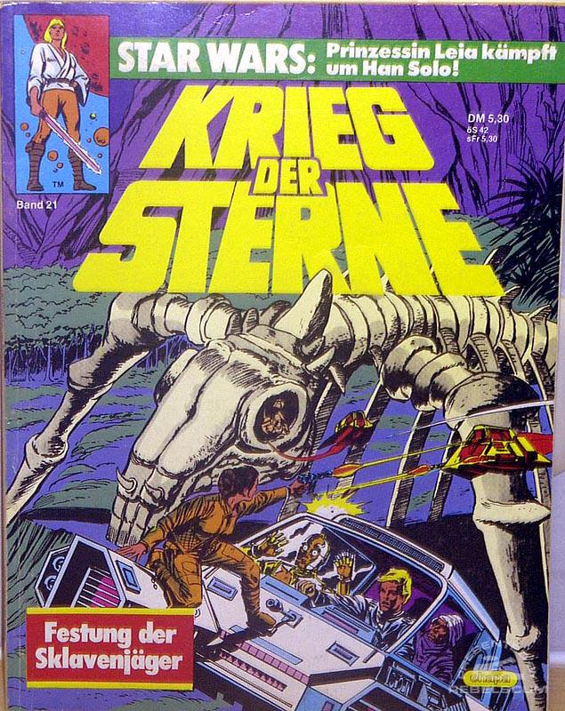 Star Wars: Kried Der Sterne #21 (German Edition)