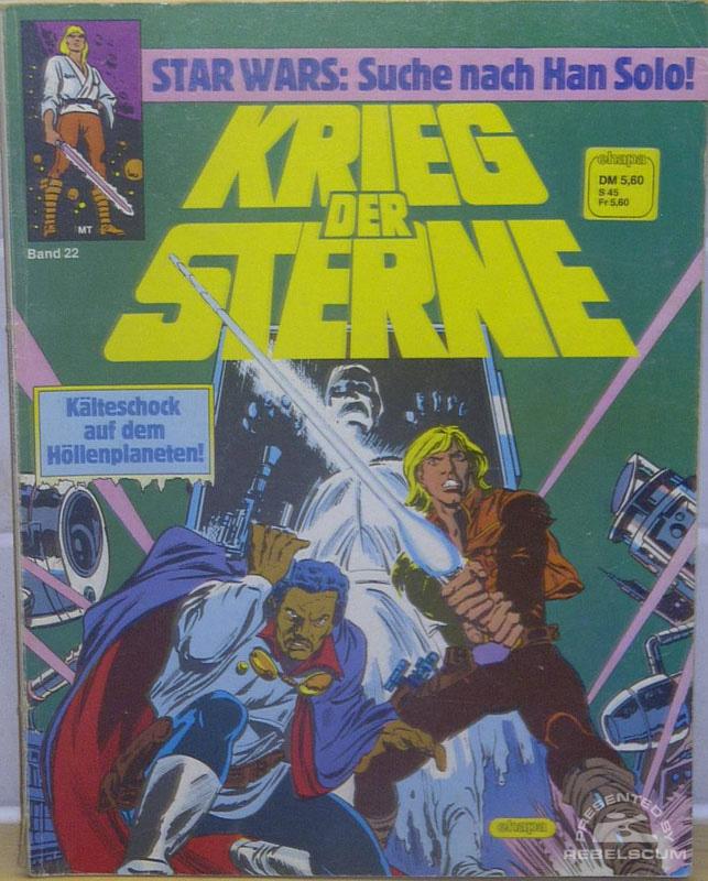 Star Wars: Kried Der Sterne #22 (German Edition)