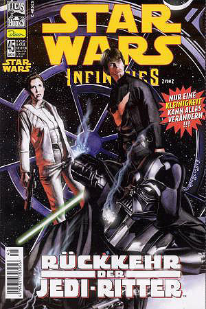 Infinities - Return of the Jedi (German Edition)