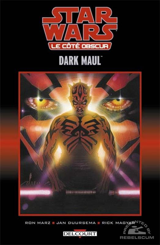 Darth Maul Trade Paperback (French Version)