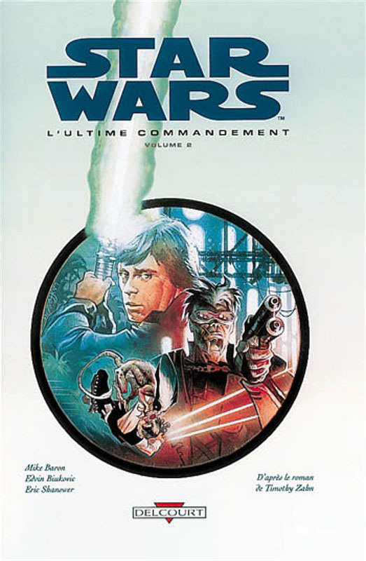 Star Wars: L'Ultime Commandement Volume 2 (French Edition)