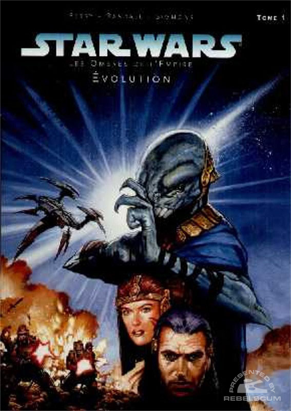Les Ombres de l'Empire: Evolution 1 (French Edition)