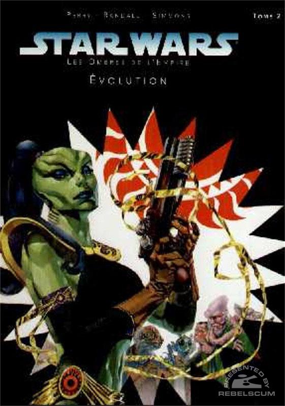 Les Ombres de l'Empire: Evolution 2 (French Edition)