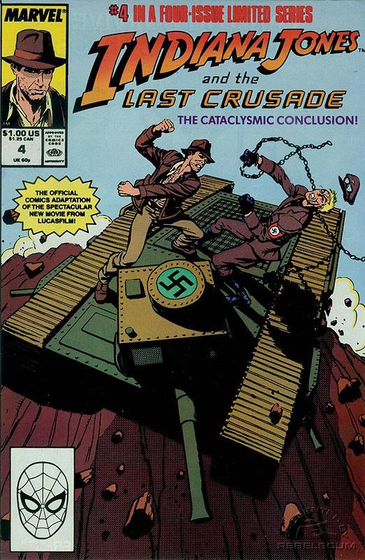 Indiana Jones and the Last Crusade 4