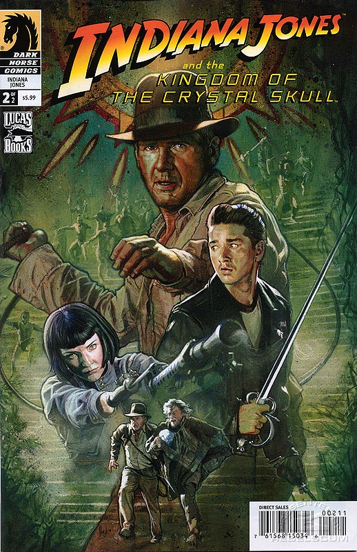 Indiana Jones and the Kingdom of the Crystal Skull 2