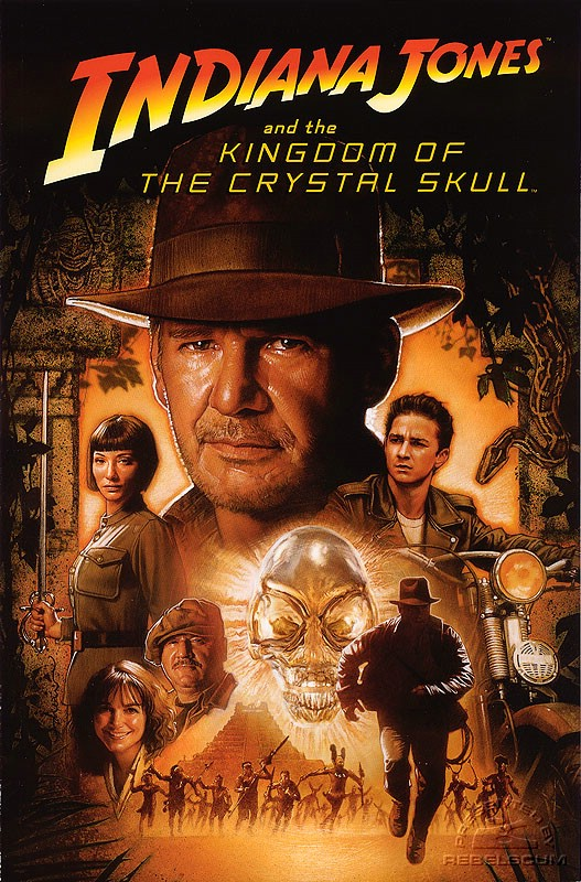 Indiana Jones and the Kingdom of the Crystal Skull Trade Paperback